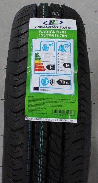 Dæk 155/70 R13 til trailer