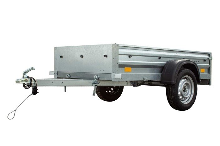 Let trailer 200x106 Totalvægt 750 kg Garden Trailer 200 Unitrailer